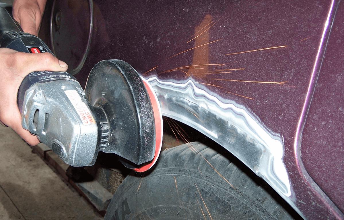 шпаклевка авто