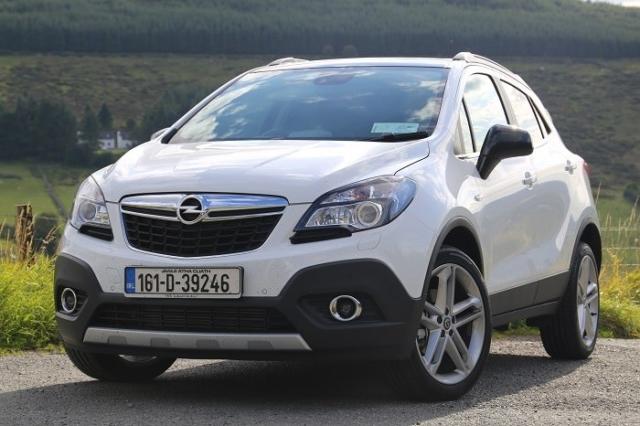 Opel Mokka (Опель Мокка)