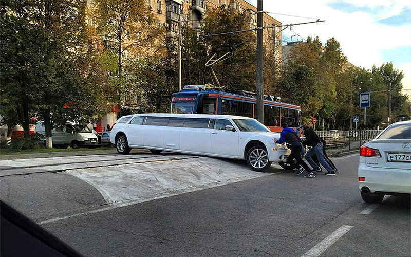 Клиренс автомобиля