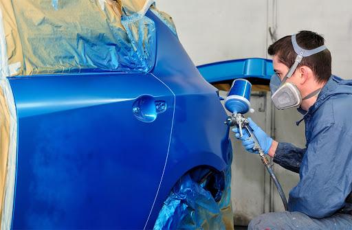 как покрасить машину самому
