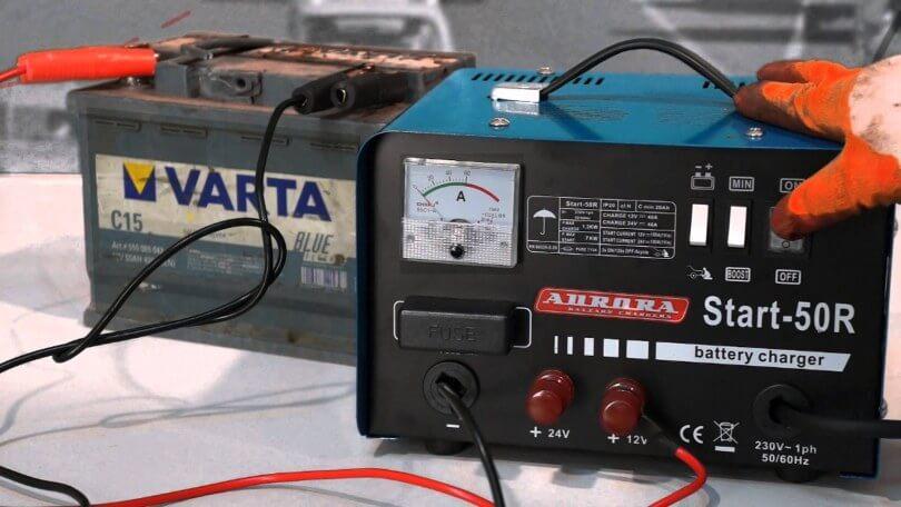 Зарядка акумулятора або від чого залежить її тривалість