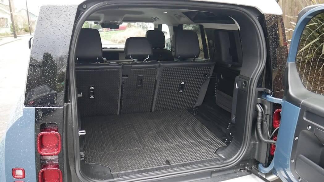 Багажник Land Rover Defender
