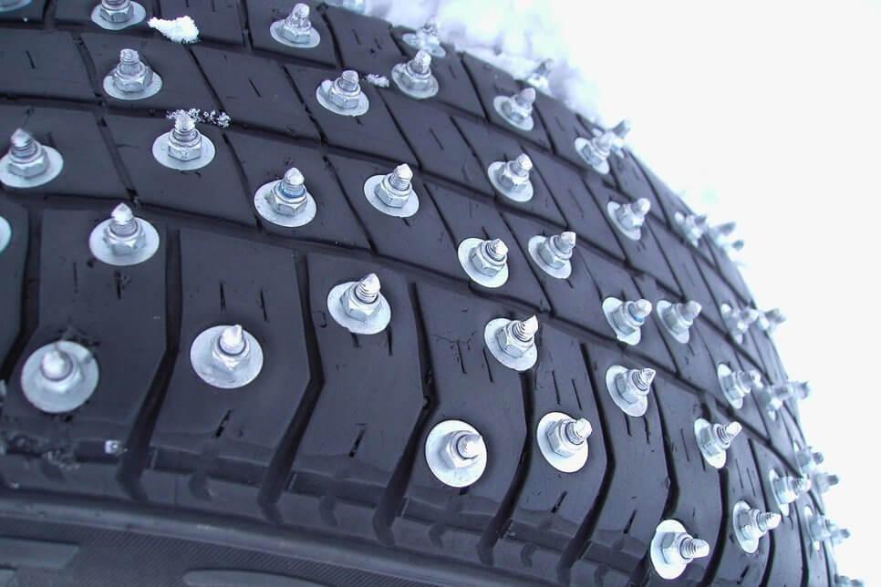 Шиповка гуми - Чи потрібна ця процедура?